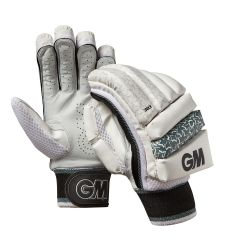 Gunn & Moore GM Cricket 303 Batting Gloves Calf Leather Palm - Small Adult Size