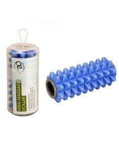 Fitness Mad Massage Mini Massage Roller Myofacial & Tight Muscle Relief Tool