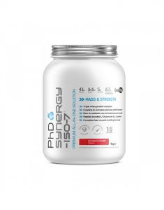PHD Supplements Synergy ISO 7 Sports Nutrition Drink Vitamin Powder  - 2KG