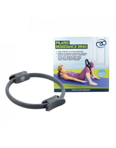 """Fitness Mad Studio Pro Pilates Resistance Ring 14"""" Muscle Toning Target Area"""