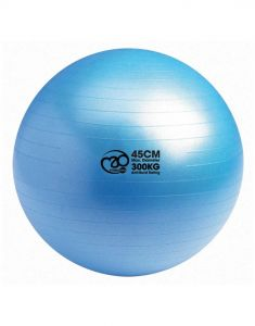 Fitness Mad 300kg Swiss Ball Ideal For Yoga Pilates Physiotherapy Training 45cm