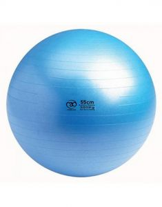 Fitness Mad 300kg Swiss Ball Ideal For Yoga Pilates Physiotherapy Training 55cm