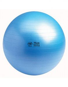 Fitness Mad 300kg Swiss Ball Ideal For Yoga Pilates Physiotherapy Training 75cm