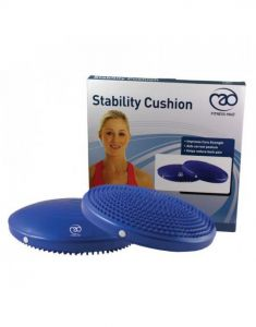 """Fitness Mad 14"""" Wobble Cushion Core Stability Balance Posture Strength Tool"""