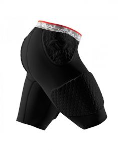 McDavid 7991 Thigh Wrapping Lightweight Hex Compression Shorts Muscle Support