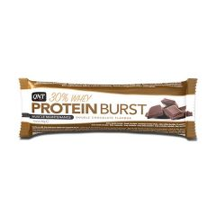 QNT Protein Burst Bar & Energy Boost Top Up Snack (Chocolate) 12 X 70g