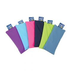 Fitness Mad Yoga Mad Organic Lavender & Linseed Cotton Eye Relaxation Pillow