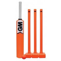 Gunn & Moore Young Gunn Icon All Weather Molded All Weather Cricket Set