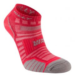 Hilly Twin Skin Socklet Womens Socks Running Training Sports Performance