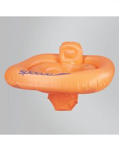 Speedo Water Confidence Safety Blow Up Floating Swim Seat Kids Swimming Aid