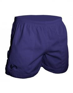 Optimum Sports Auckland Rugby Shorts High Performance & Durability Training Navy