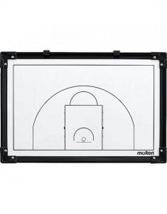 Molten SB005 Basketball Strategy Board For Coaching Easy Use Full Pitch Markout