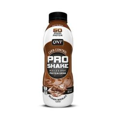 QNT Pro Shake Muscle & Sport Low Carb Protein Drink (Chocolate) 12 X 500ml