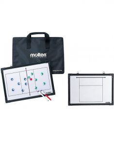 Molten MSBV Volleyball Strategy Board For Coaching Easy Use Full Pitch Markout