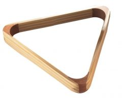 PowerGlide Classic Wooden Triangle Suitable For Snooker & Pool - 52.5mm