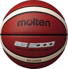 Molten BG3000 Basketball - Synthetic Leather - FIBA Approved
