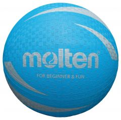Molten L2S1250 Multi Purpose Sports Training Ball Ideal For Schools Clubs - Blue