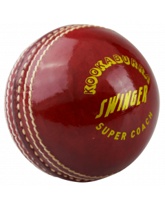 Kookaburra Cricket Super Coach Swinger Bowling Training Ball 3 Pack - Junior