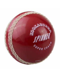 Kookaburra Cricket Super Coach Spinner Bowling Training Skills Ball - 3 Pack