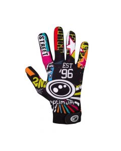 Optimum Sport Velocity Thermal Rugby Gloves Winter Training Insulated Grip-2nd Street