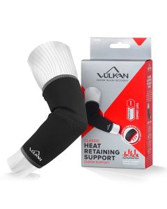 Vulkan Classic 3016 Elbow Compression Sleeve Heat Therapy Injury Rehab Brace