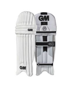 Gunn & Moore GM Cricket 303 Ambidextrous PVC Batting Pads - Adult & Youths
