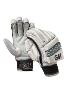 Gunn & Moore GM Cricket 303 Batting Gloves Calf Leather Palm - Junior Size
