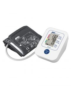 AND UA-611 Upper Arm Blood Pressure Monitor With Slim Fit Cuff For Comfort