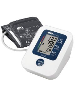 A&D UA651 Upper Arm Blood Pressure Monitor With IBH Detection & Built In Memory