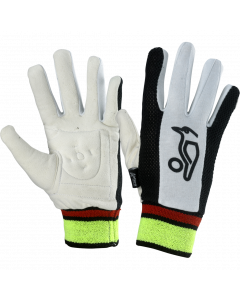 Kookaburra Cricket Chamois Full Finger Cotton Wicket Keeping Inner Gloves