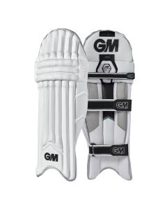 Gunn & Moore GM Cricket Mens 909 Premium Batting Pads - Large Adult Size