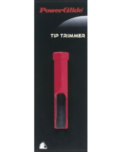 Powerglide Snooker & Pool Accessories Cue Tip Trimmer File