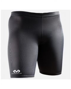 McDavid 704 Womens Compression Shorts Hamstring Muscles Support - Black