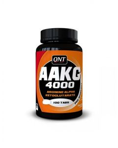QNT AAKG 4800 Arginine Alpha Ketoglutarate Amino Acid Muscle Recovery – 100 Caps