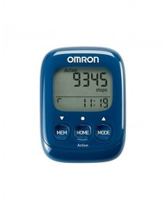 Omron HJ325 Walking Style IV Step Counter Tracker Pedometer With 3D Sensor