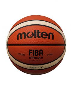 Molten BGGX Synthetic Leather Cushioned Official BBL 12 Panel Design Basketball