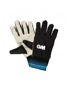 Gunn & Moore GM Chamois Padded Palm Inner Cricket Comfortable Elasticated Gloves
