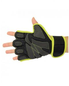 Fitness Mad Strength FGLOVELIFT Power Lift Gloves Supportive For Heavy Lifting