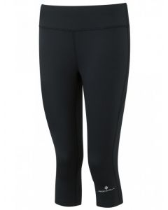 Ronhill Pursuit Outdoor Running Womens Everyday Powerlite Run Capri Leggings
