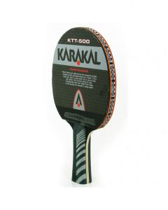 Karakal KTT-500 5 Star Tournament Standard A12 Sponge Attack Table Tennis Bat