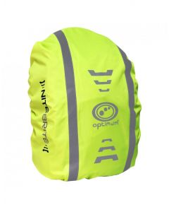 Optimum Sports Nitebrite High Visibility Waterproof Cycling Backpack Cover