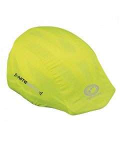 Optimum Sports Nitebrite High Visibility Waterproof Elastic Front Helmet Cover