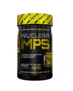 NXT Nutrition Nuclear MPS Muscle Repair Recovery Amino Growth Powder - 600g