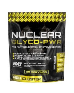NXT Nutrition Nuclear Glyco-PWR Glycogen Replenishment Muscle Powder - 1.05KG