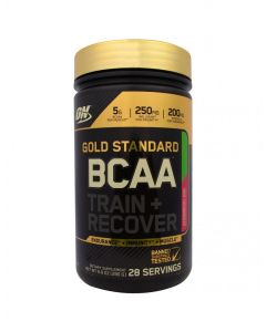 Optimum Nutrition 100% Gold Standard BCAA Endurance & Muscle Recovery - 266g