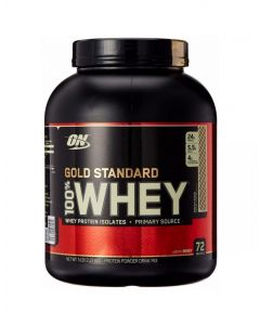 Optimum Nutrition 100% Gold Standard Whey Premium Quality Protein Powder - 2.2kg