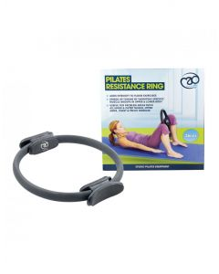 "Fitness Mad Studio Pro Pilates Resistance Ring 14"" Muscle Toning Target Area"