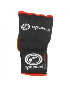 Optimum Sport Inner Gloves Techpro x14 Gel Palm Padding Knuckle & Wrist Support