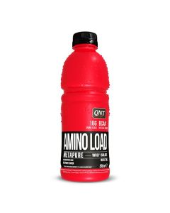 QNT Amino Load Highly Purified Whey Protein & Complex Carbs  (Punch) 24 x 500ml