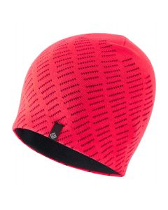 Ronhill Classic Beanie Running Outdoor Thermal Reflective Headwear - Hot Pink